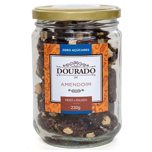 Amendoim zero açúcares 230g