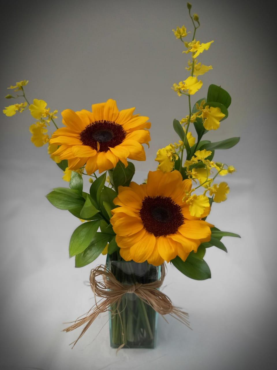 Kit Girassol - Especial Dia das Mães