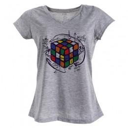Camiseta Feminina Rubik's Cube