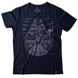 Camiseta Millenium Falcon