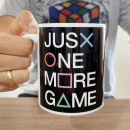 Caneca Just One More Game
