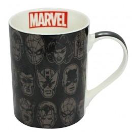 Caneca Marvel Comics Faces