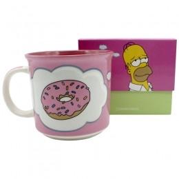 Caneca Simpsons Rosquinha