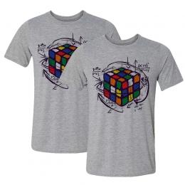 Dia dos Namorados: 2 Camisetas Rubik's Cube