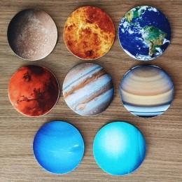 Jogo de Porta Copos Planetas