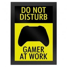 Quadro Gamer At Work