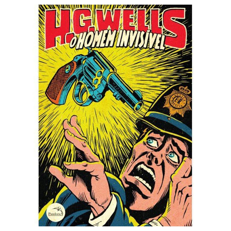 Box A Ficção Científica De H. G. Wells