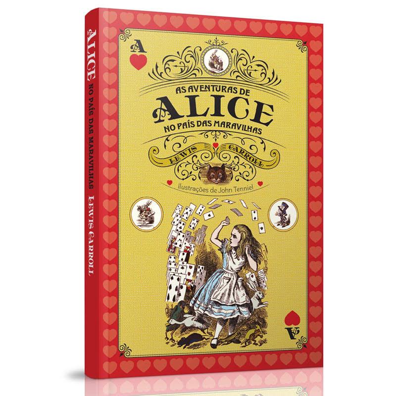 Box Alice No País Das Maravilhas