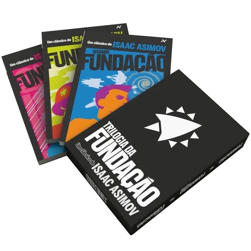 Box Trilogia da Fundação