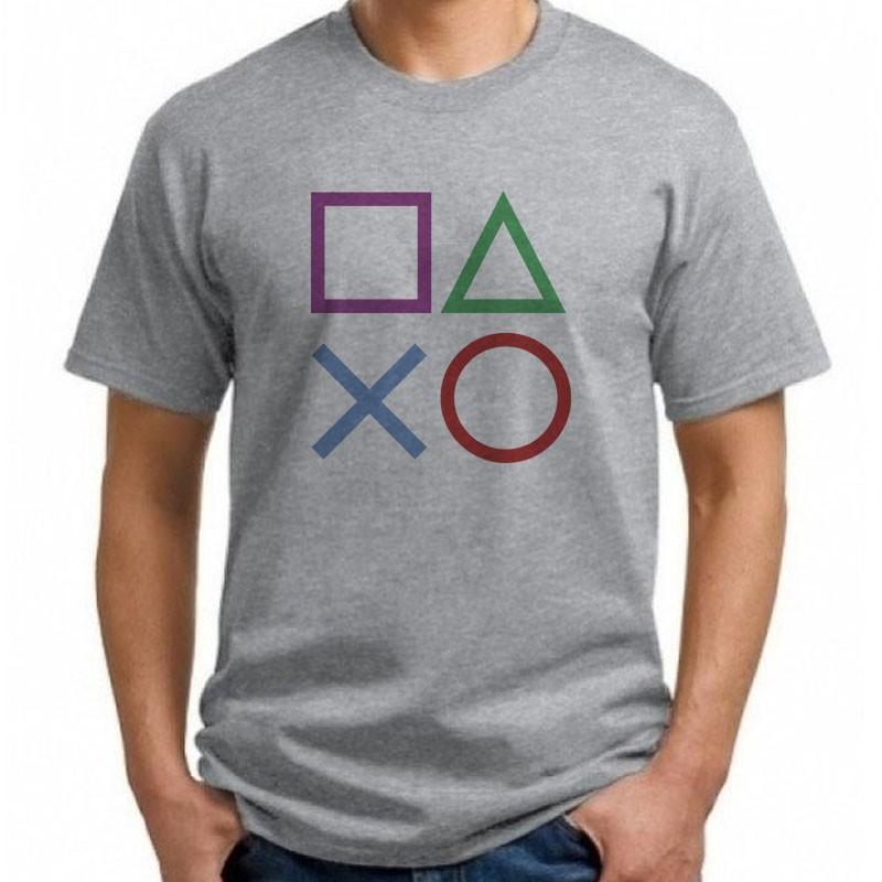 Camiseta Botões