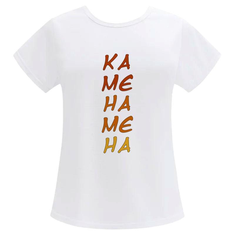 Camiseta Feminina Geek Kamehameha