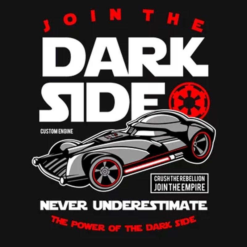 Camiseta Join The Dark Side SW