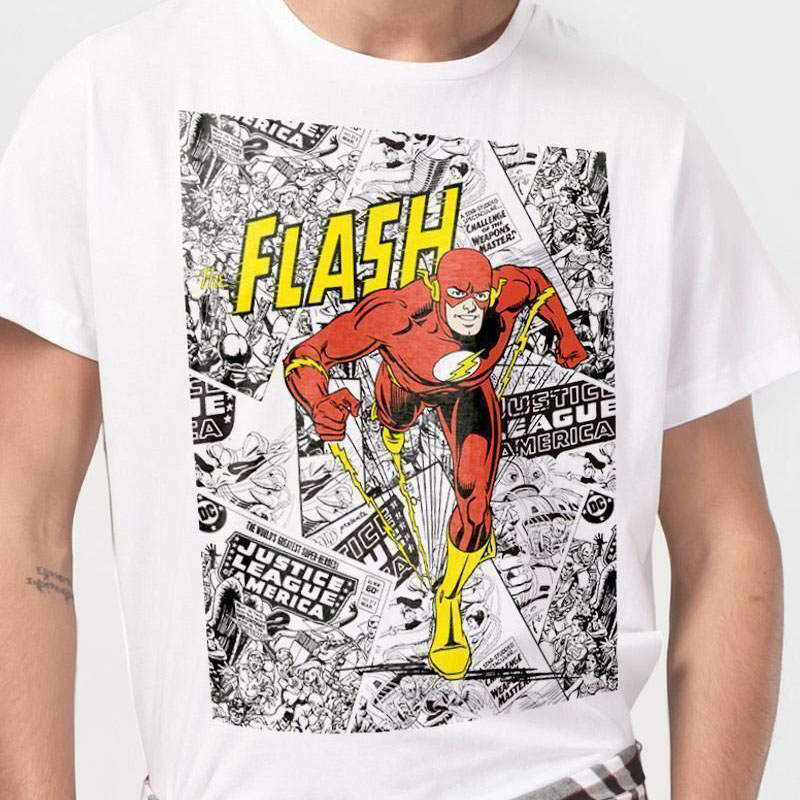 Camiseta The Flash