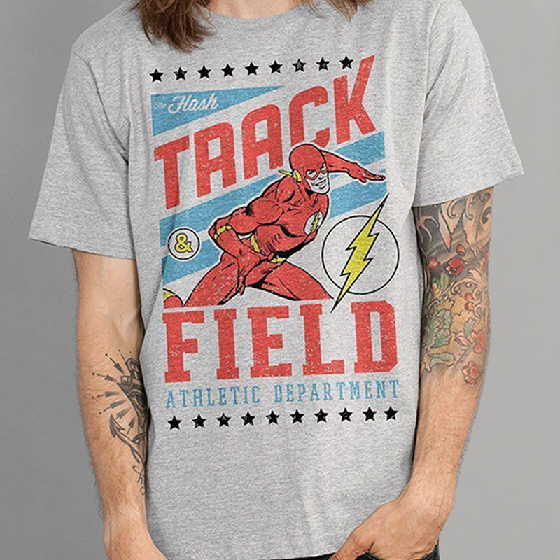 Camiseta The Flash Track and Field