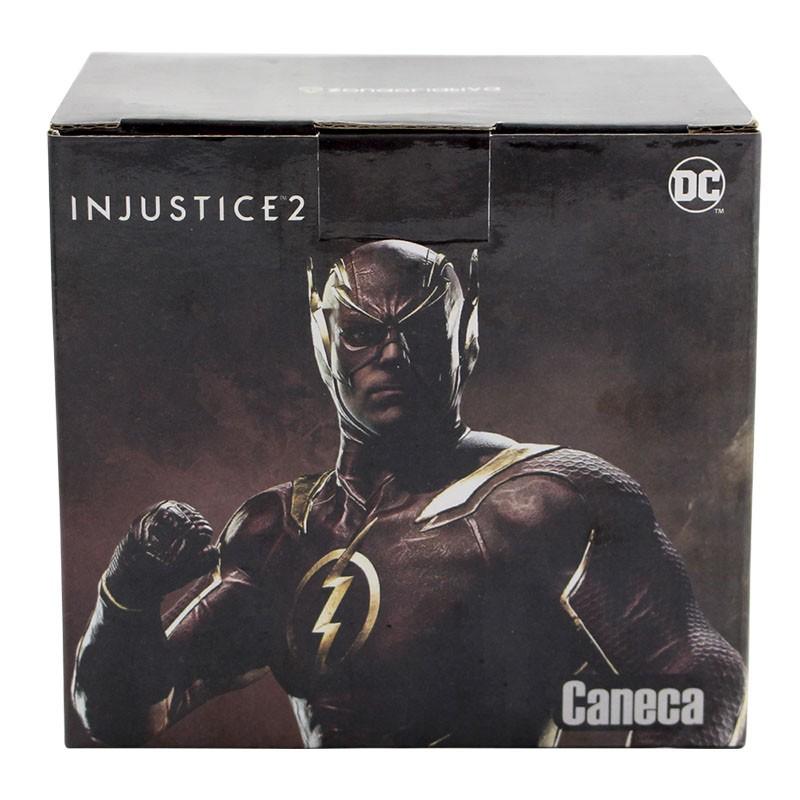Caneca Flash Injustice 2