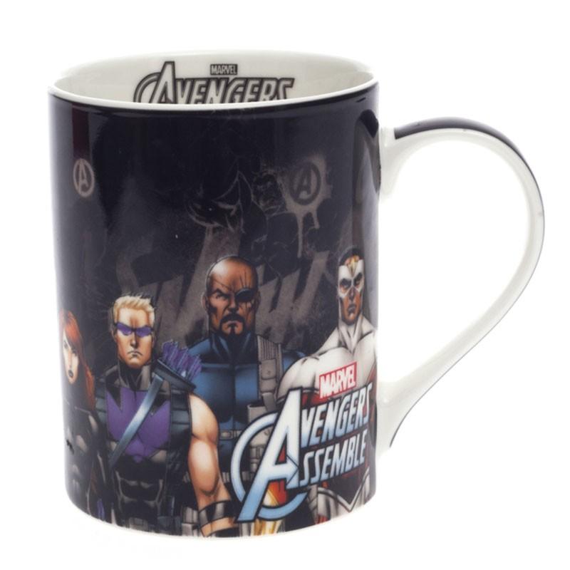 Caneca Marvel Avengers