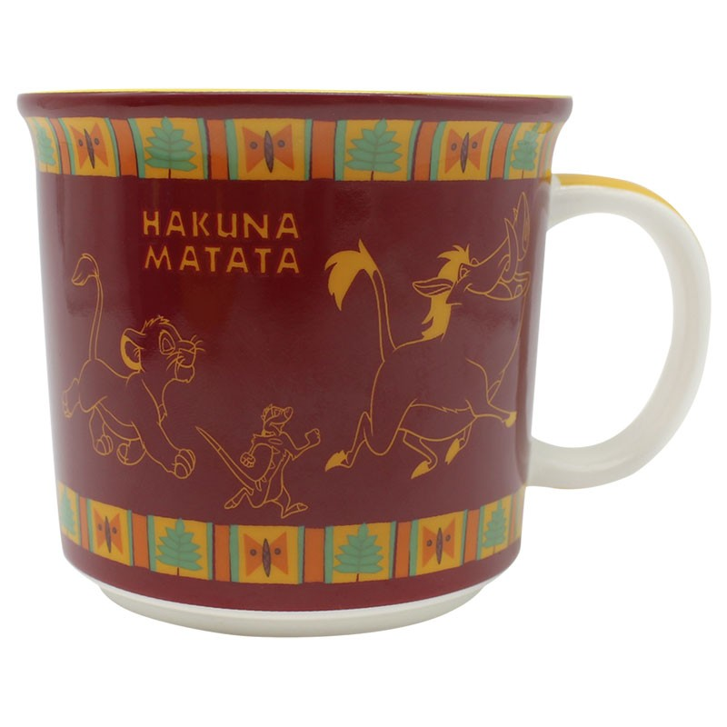 Caneca Rei Leão - Hakuna Matata