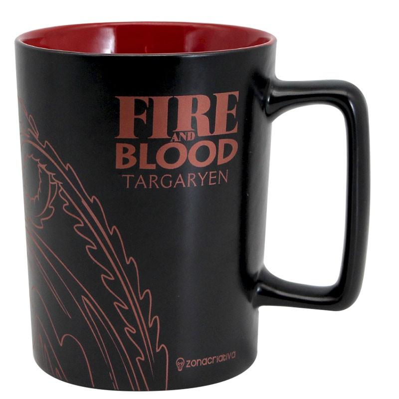 Caneca Targaryen - Game of Thrones