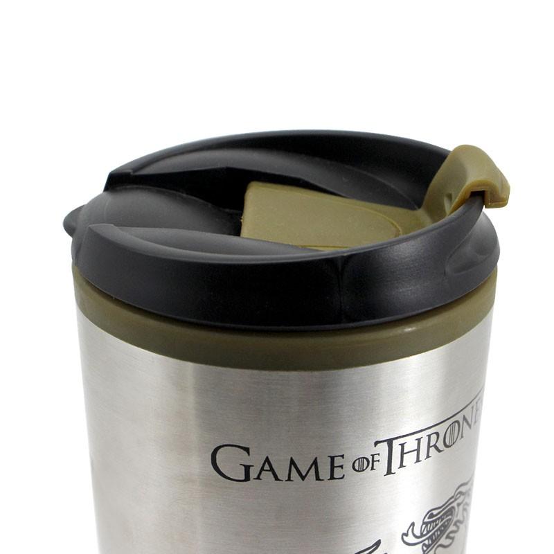 Copo para Viagem Game Of Thrones Casas