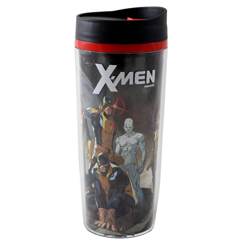 Copo para Viagem X-Men Ação