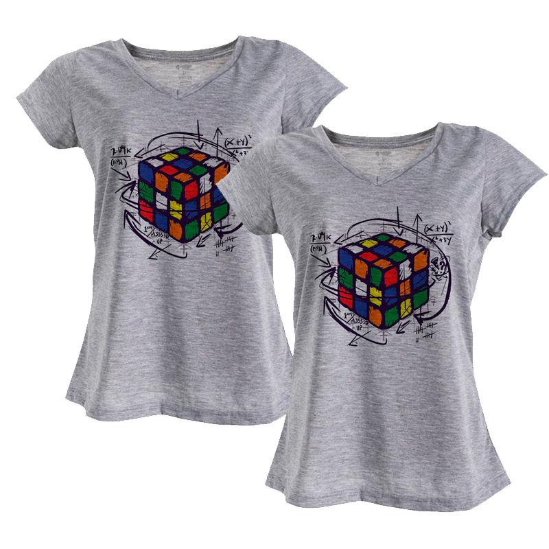 Dia dos Namorados: 2 Baby Looks Rubik's Cube