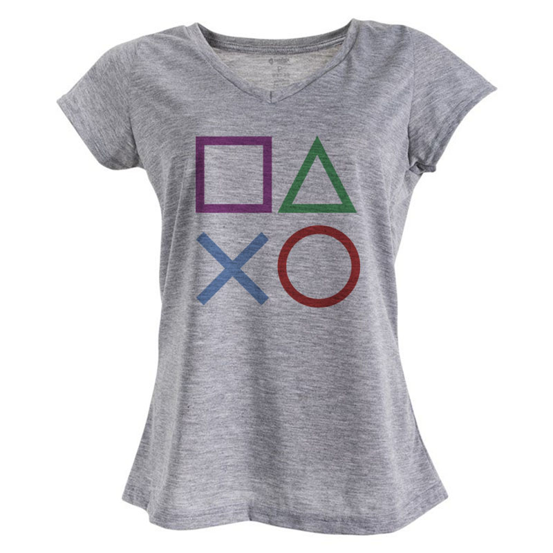 Dia dos Namorados: Camiseta + Baby Look Botões