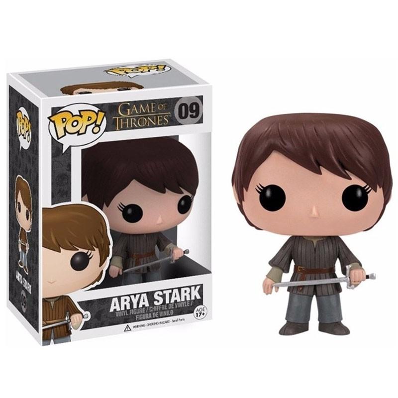 Funko Pop Arya Stark GOT - 09