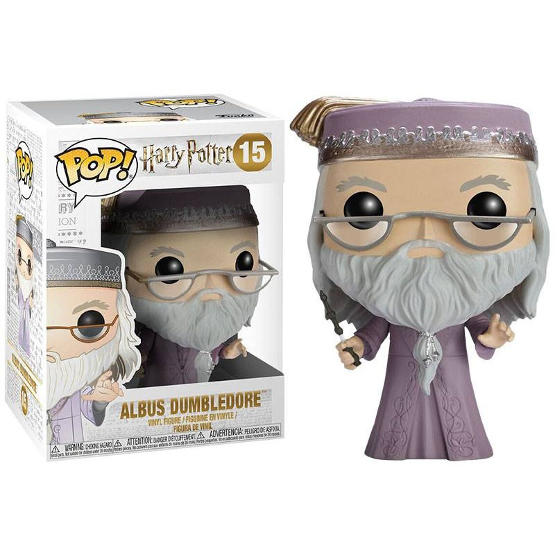 Funko Pop Dumbledore - Harry Potter - 15