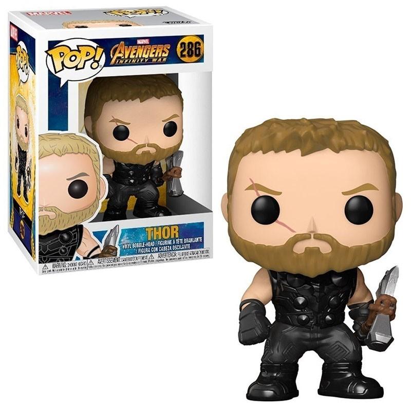 Funko Pop Thor Vingadores Guerra Infinita - 286