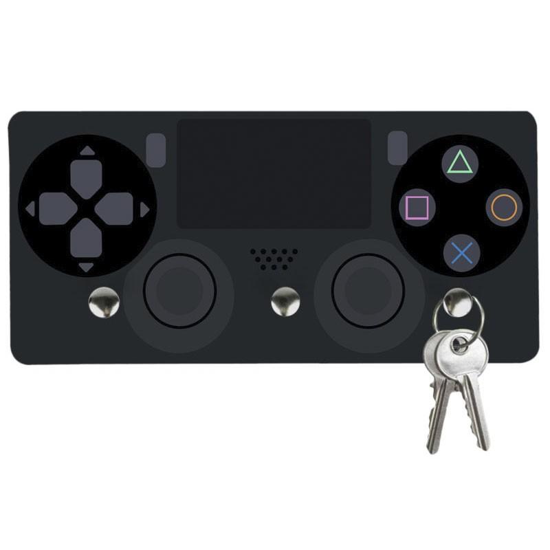 Porta Chaves Ecológico Gamer PS
