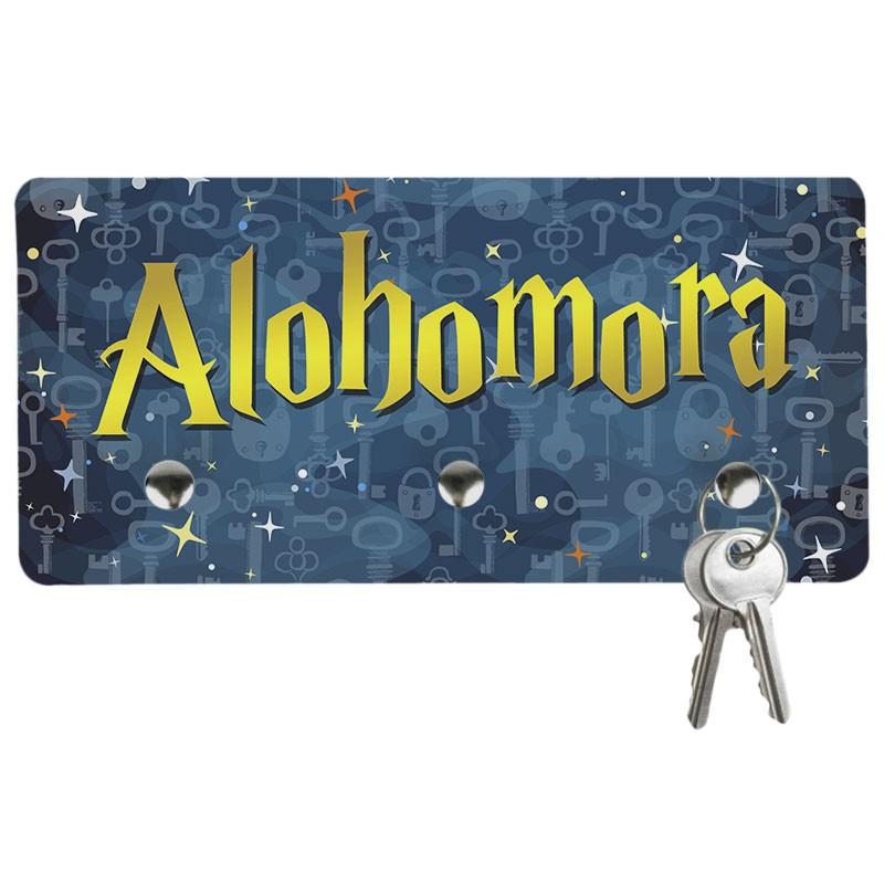 Porta Chaves Ecológico HP Alohomora