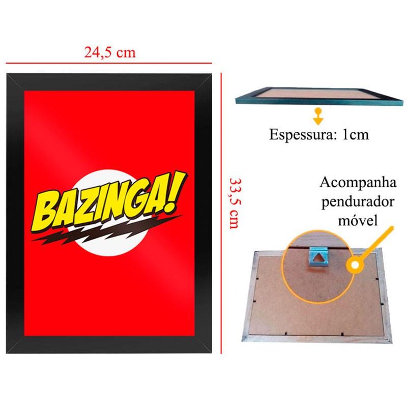 Quadro Bazinga