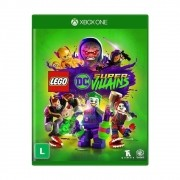 Jogo Lego DC Super-Villains (Xbox One Digital)