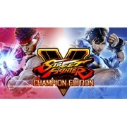 Jogo Street Fighter V – Champion Edition (PS4)