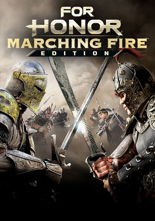 Jogo for Honor Marching Fire Edition (PS4)