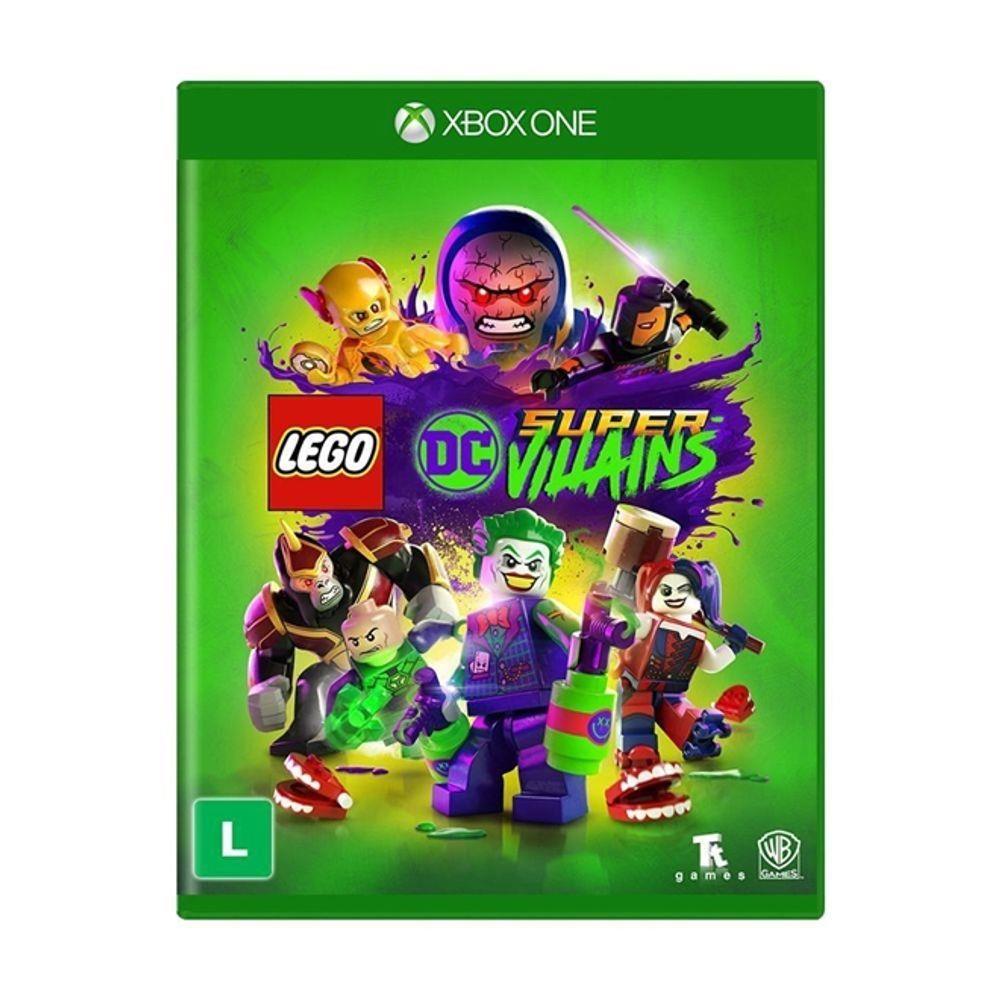 Jogo Lego DC Super-Villains (Xbox One Digital)