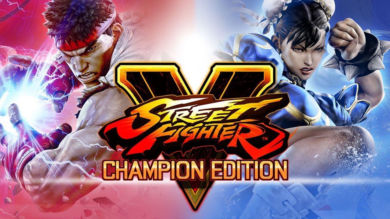 Jogo Street Fighter V – Champion Edition (PS4)