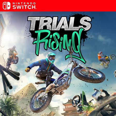 Jogo Trials Rising (Switch)