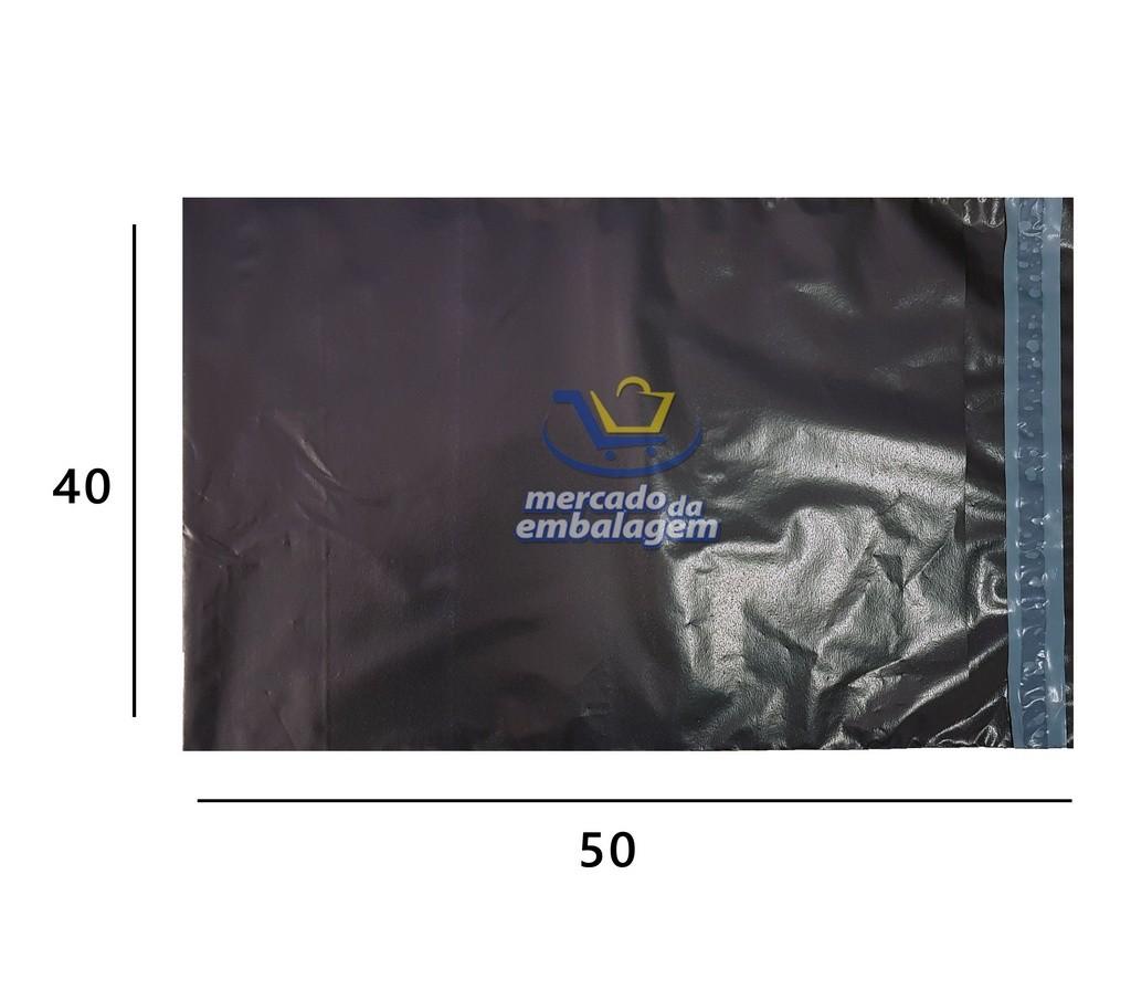 Envelope de Segurança EcoBlack 40 X 50 cm