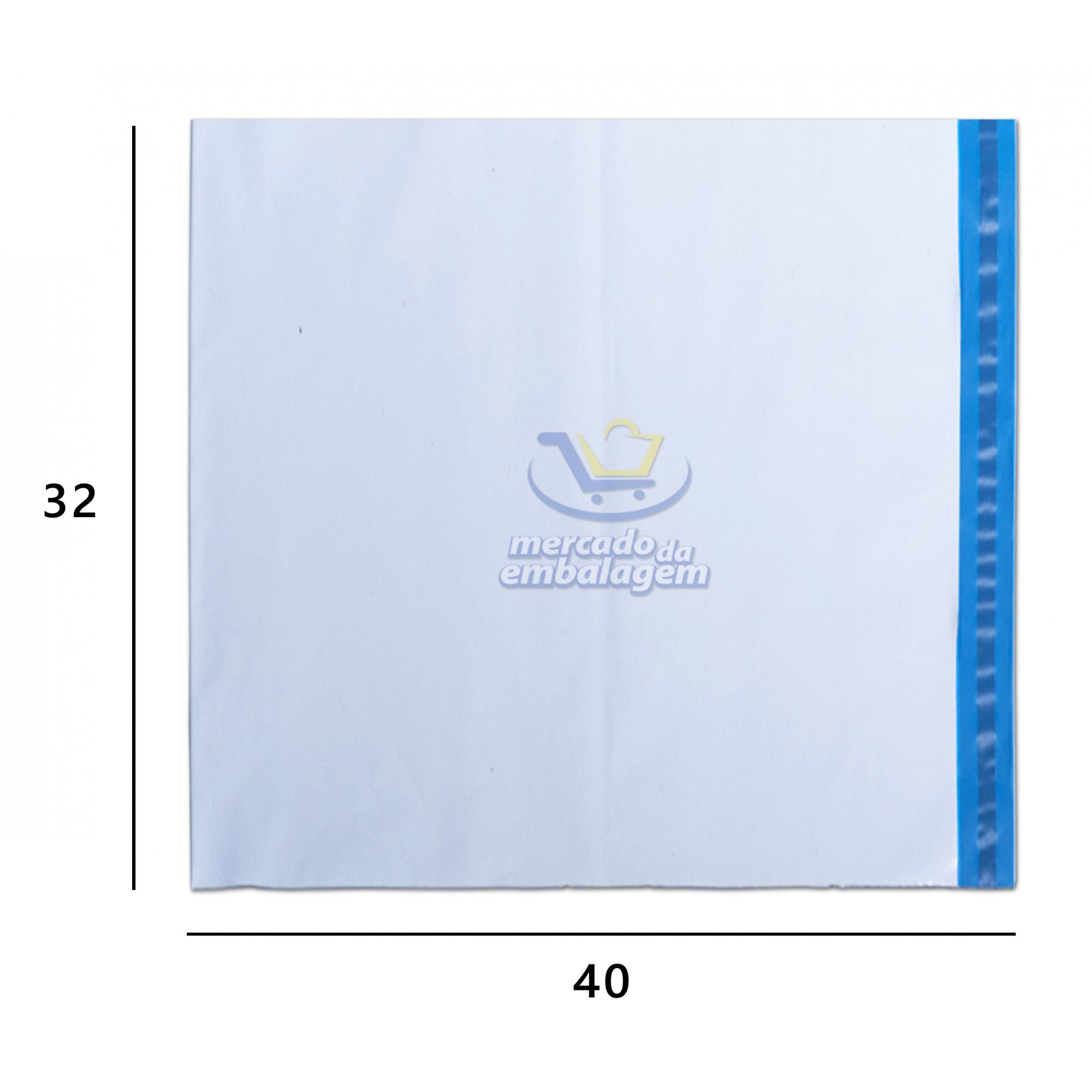 Envelope de Segurança Ecommerce 32 X 40 cm