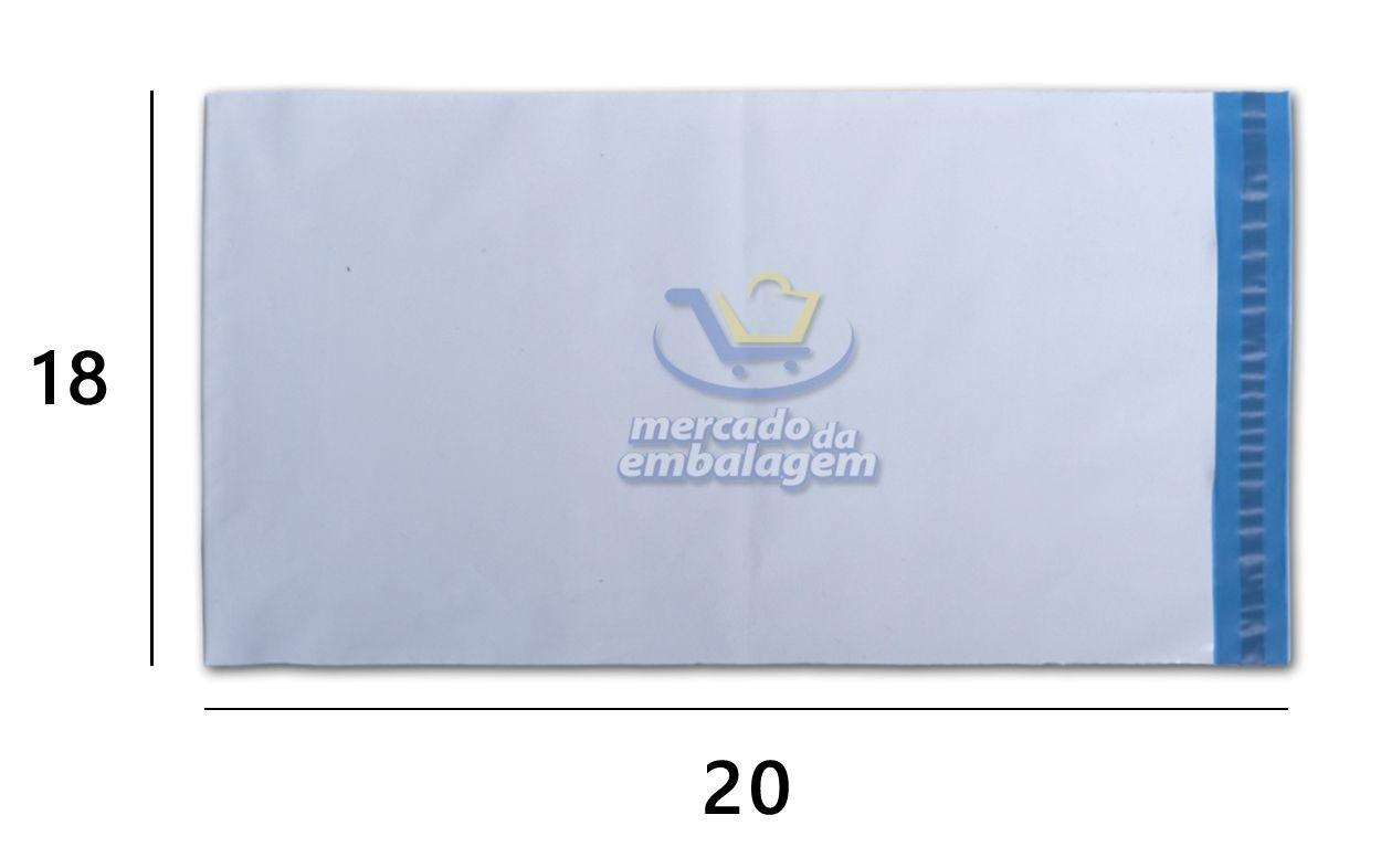 Envelope de Segurança Ecommerce 18 X 20 cm