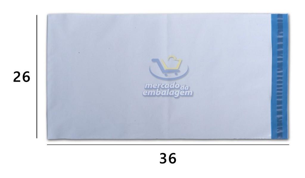 Envelope de Segurança Ecommerce 26 X 36 cm