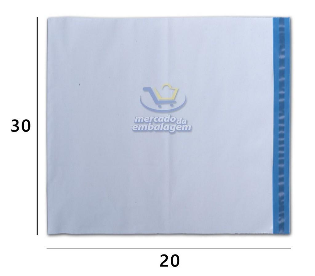 Envelope de Segurança Ecommerce 30 X 20 cm
