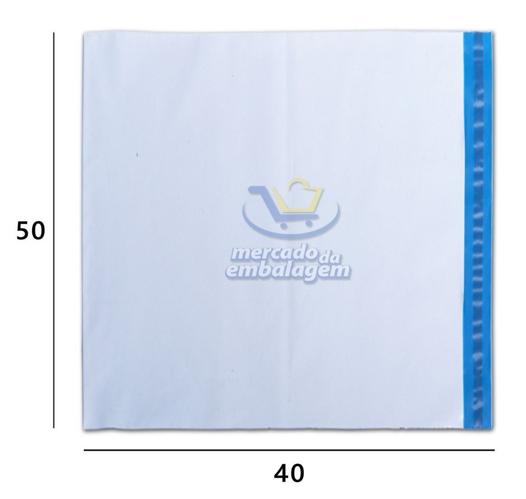 Envelope de Segurança Ecommerce 50 X 40 cm
