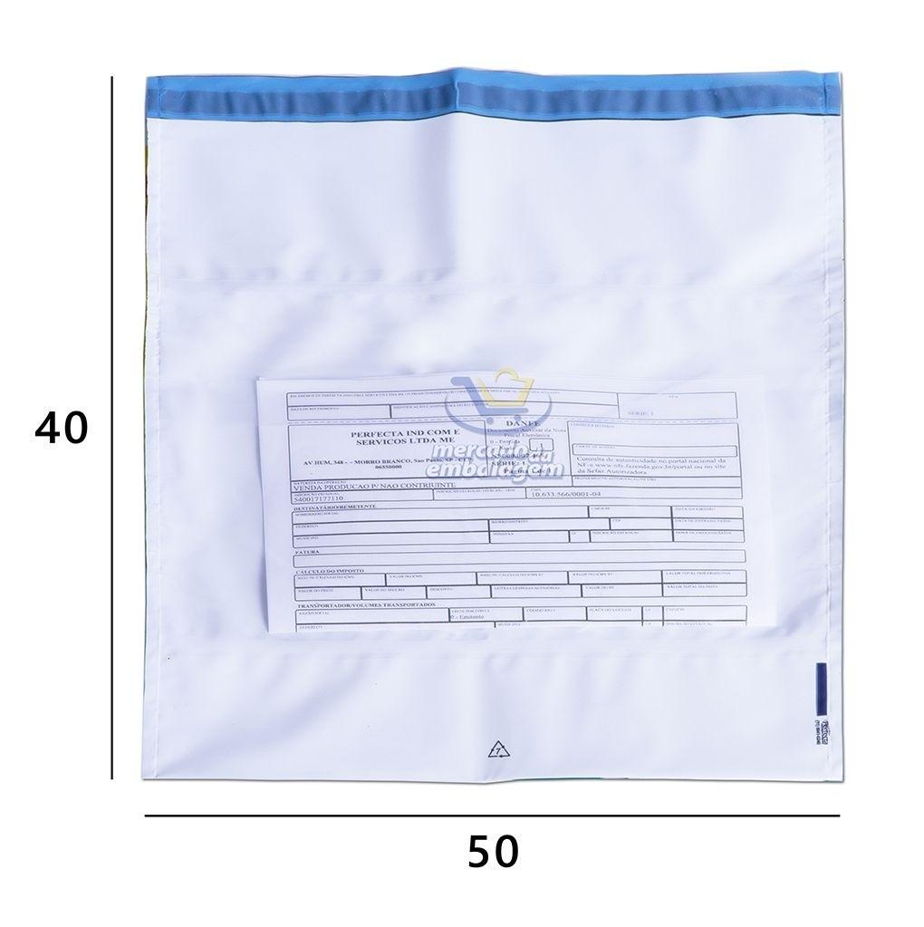 Envelope de Segurança com Bolsa 40 X 50 cm