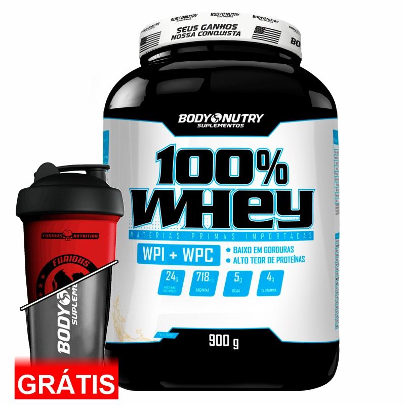 100% Whey Body Nutry 900 g