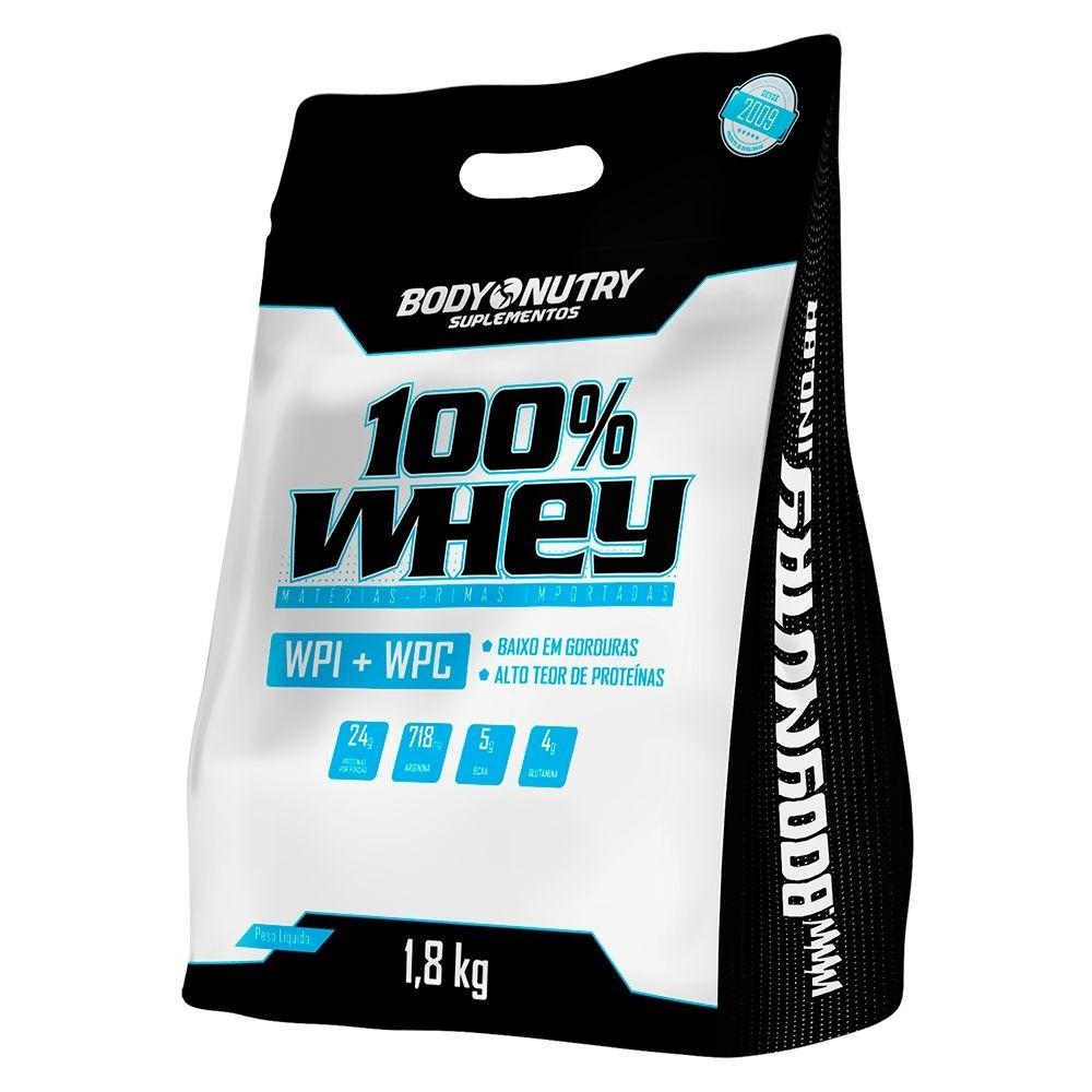 100% Whey Refil Body Nutry 1,8 kg