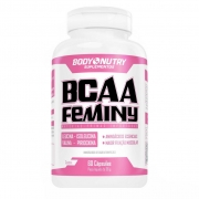 BCAA Feminy Body Nutry 60 cápsulas
