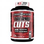 Thermo Cuts Furious Nutrition 120 cápsulas