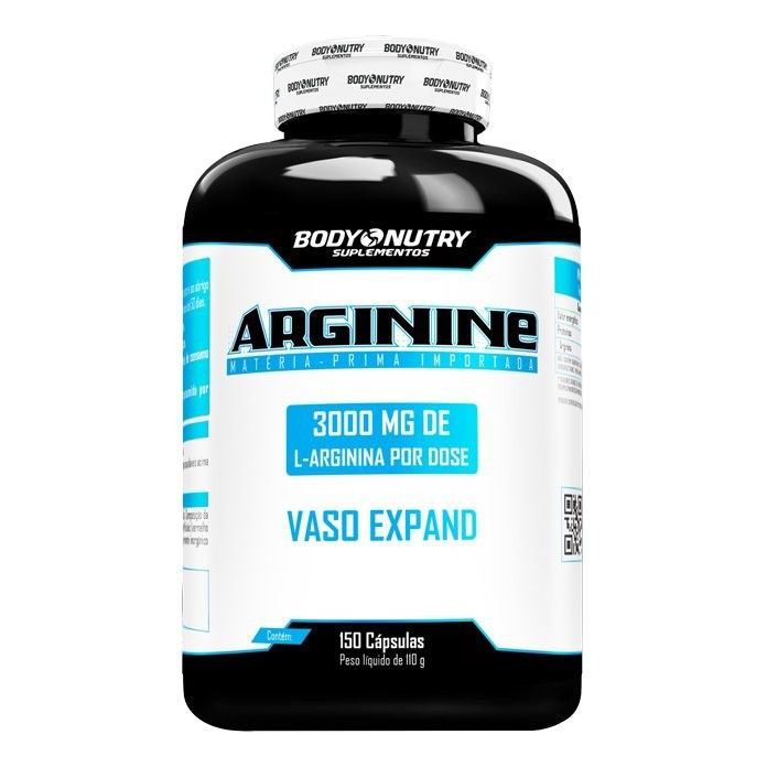 Arginine Body Nutry 150 cápsulas